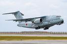 Japan - Air Self Defence Force Kawasaki C-2 68-1203 at Naha airport