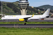 EC-MHB - Vueling Airlines Airbus A321 aircraft