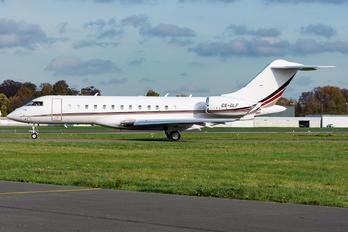 CS-GLF - NetJets Europe (Portugal) Bombardier BD-700 Global 6000