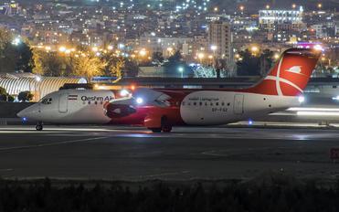 EP-FQZ - Qeshm Airlines British Aerospace BAe 146-300/Avro RJ100