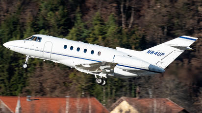 N84UP - Private Hawker Beechcraft 800XP