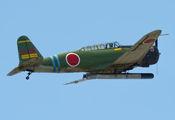 N7062C - Private North American Harvard/Texan mod Zero aircraft
