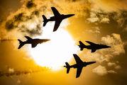 """F-UHRE - France - Air Force """"Patrouille de France"""" Dassault - Dornier Alpha Jet E aircraft"""