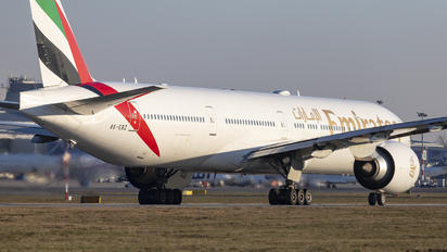A6-EBZ - Emirates Airlines Boeing 777-300ER