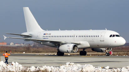 YR-URS - Just US Air Airbus A319
