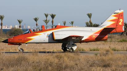 E.25-38 - Spain - Air Force Casa C-101EB Aviojet