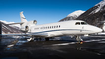 M-ORAD - Private Dassault Falcon 7X aircraft