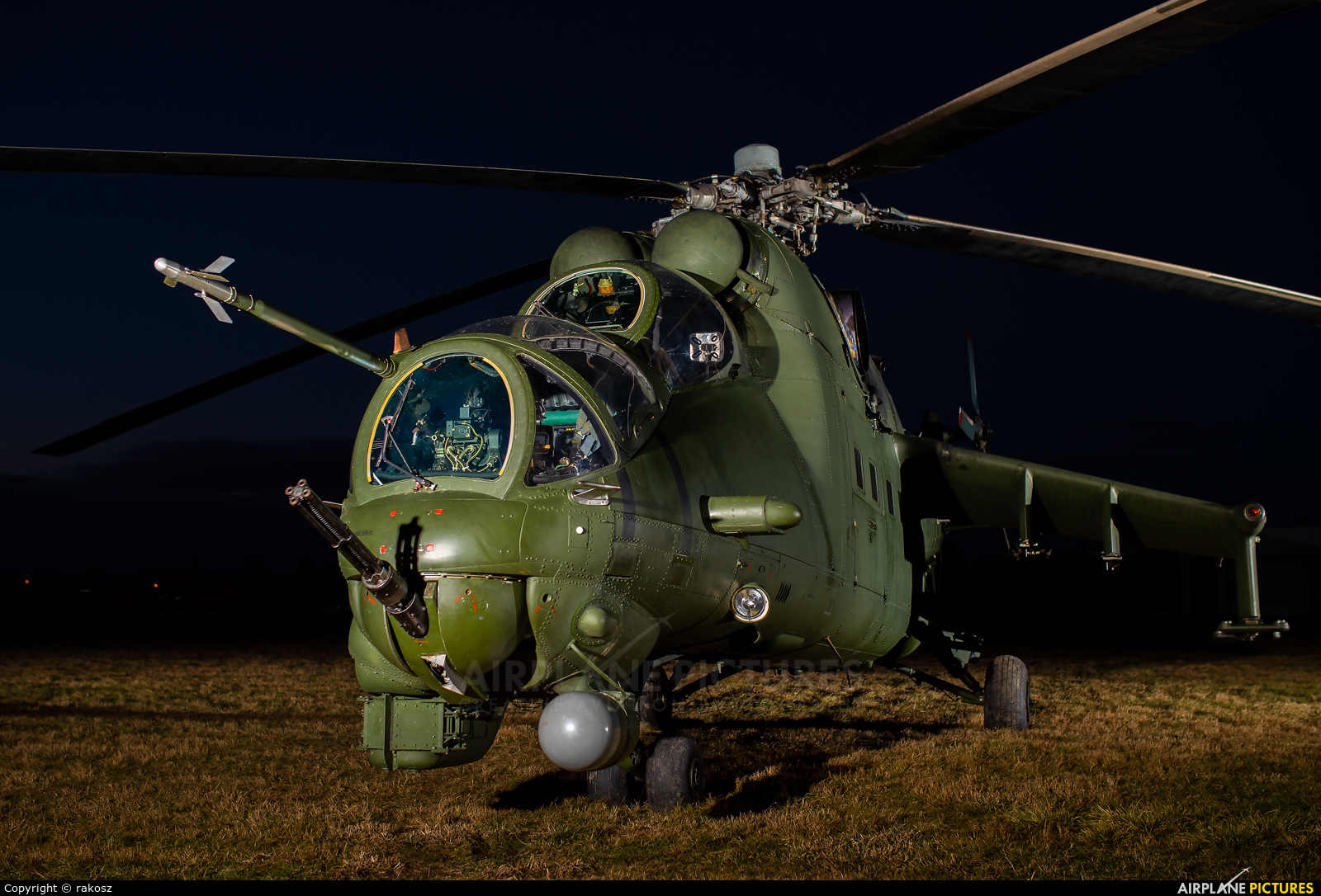 Poland - Army 731 aircraft at Gliwice