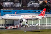 TC-JTP - Turkish Airlines Airbus A321 aircraft