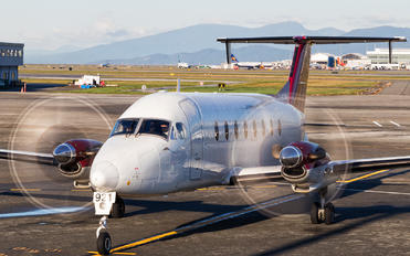 C-GCMY - Central Mountain Air Beechcraft 1900D Airliner