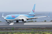 PH-TFA - TUI Airlines Netherlands Boeing 737-800 aircraft