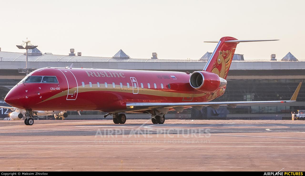 Rusline VQ-BNB aircraft at Moscow - Vnukovo