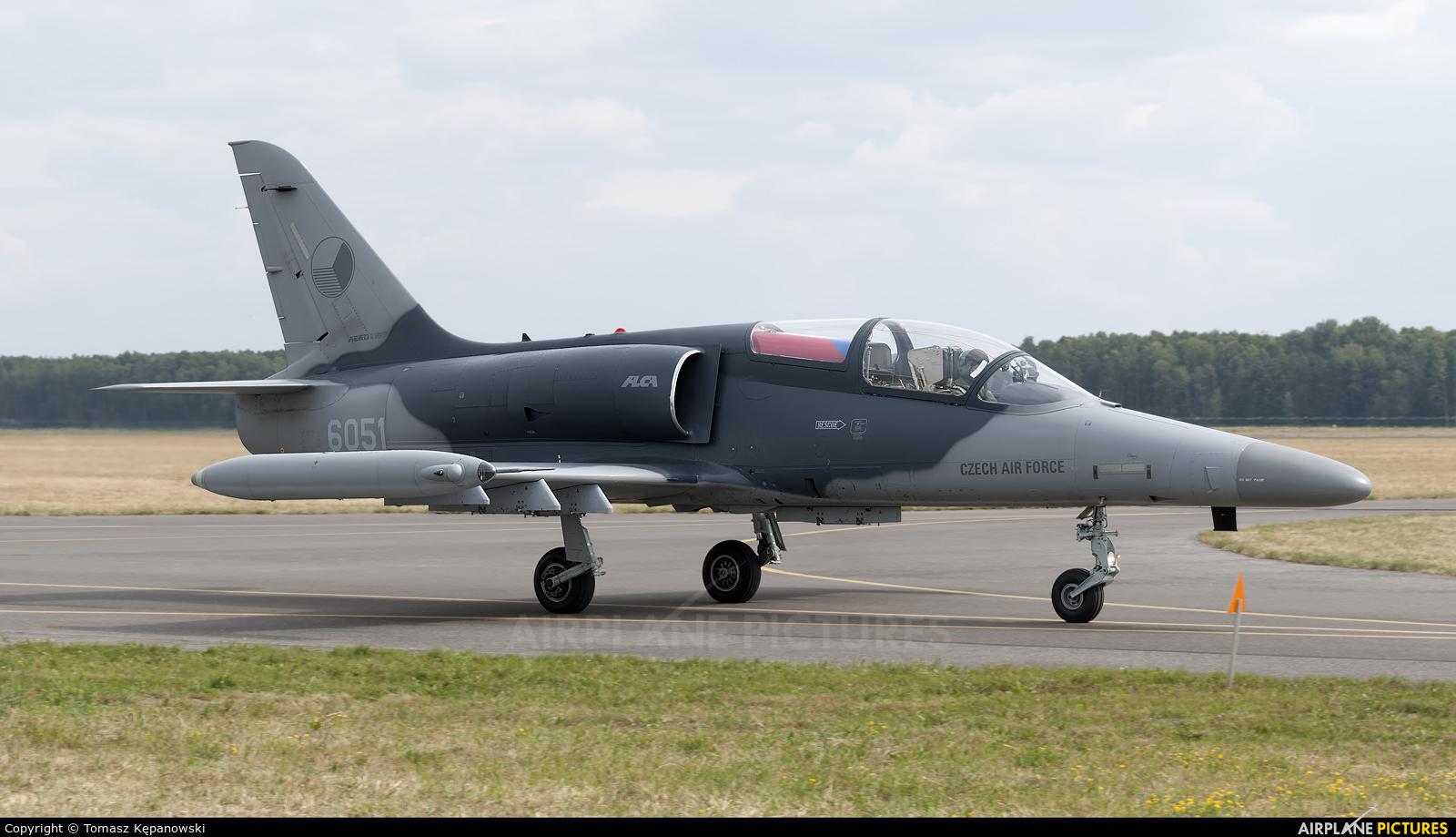 Czech - Air Force 6051 aircraft at Radom - Sadków