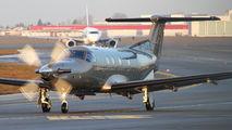M-SAIL - Private Pilatus PC-12 aircraft