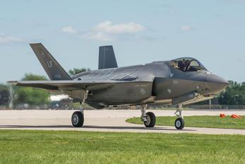 11-5038 - USA - Air Force Lockheed Martin F-35A Lightning II
