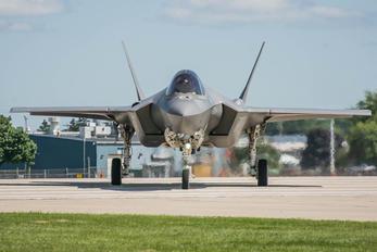 11-5037 - USA - Air Force Lockheed Martin F-35A Lightning II