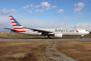N778AN - American Airlines Boeing 777-200ER