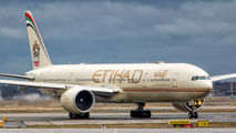 A6-ETQ - Etihad Airways Boeing 777-300ER aircraft