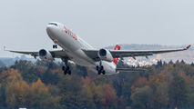 HB-JHE - Swiss Airbus A330-300 aircraft