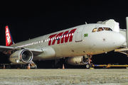 PR-MBG - TAM Airbus A320 aircraft