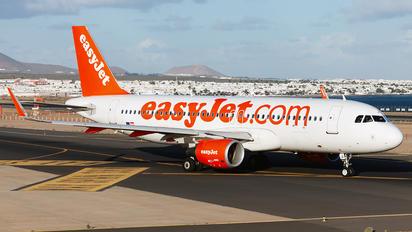 OE-IJI - easyJet Europe Airbus A320
