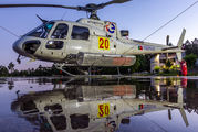 I-CAVA - Elitellina Eurocopter AS350B3 aircraft