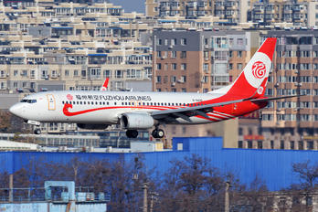 B-5430 - Fuzhou Airlines Boeing 737-800