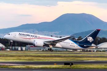 N783AM - Aeromexico Boeing 787-8 Dreamliner