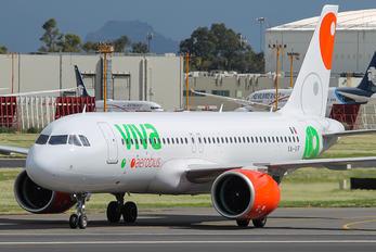 XA-VIF - VivaAerobus Airbus A320 NEO