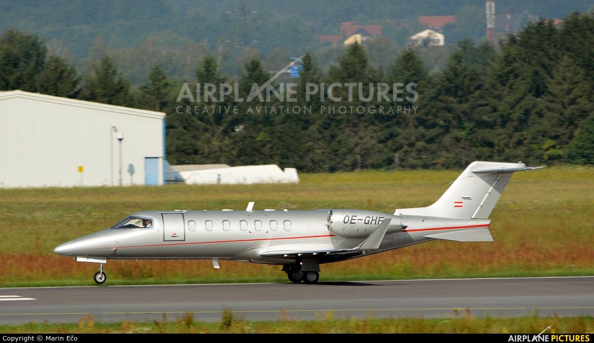 Lyoness Aviation OE-GHF aircraft at Graz
