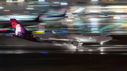 N361HA - Hawaiian Airlines Airbus A330-200