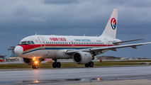 B-6423 - China Eastern Airlines Airbus A319 aircraft