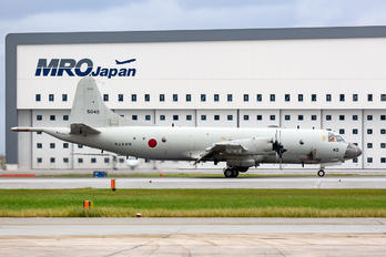 5040 - Japan - Maritime Self-Defense Force Lockheed P-3C Orion