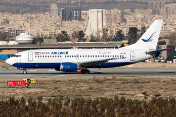 EP-SII - Saha Air Boeing 737-300