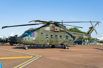 ZK001 - Royal Air Force Agusta Westland AW101 411 Merlin HC.3