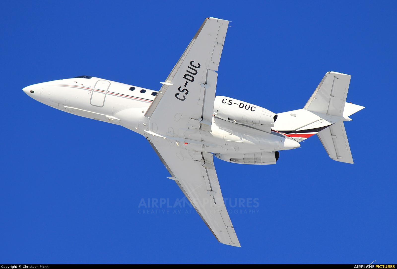 NetJets Europe (Portugal) CS-DUC aircraft at Innsbruck