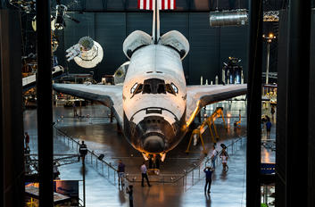OV-103 - NASA Rockwell Space Shuttle