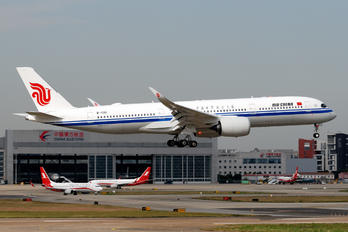 B-1081 - Air China Airbus A350-900