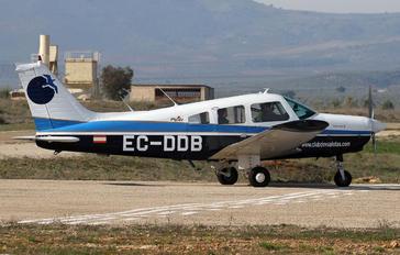 EC-DDB - Private Piper PA-28 Warrior