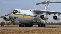 76413 - Ukraine - Air Force Ilyushin Il-76 (all models) aircraft