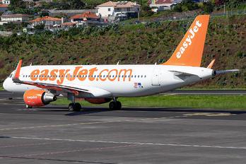 OE-ICW - easyJet Europe Airbus A320