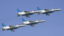 66-5745 - Japan - ASDF: Blue Impulse Kawasaki T-4 aircraft