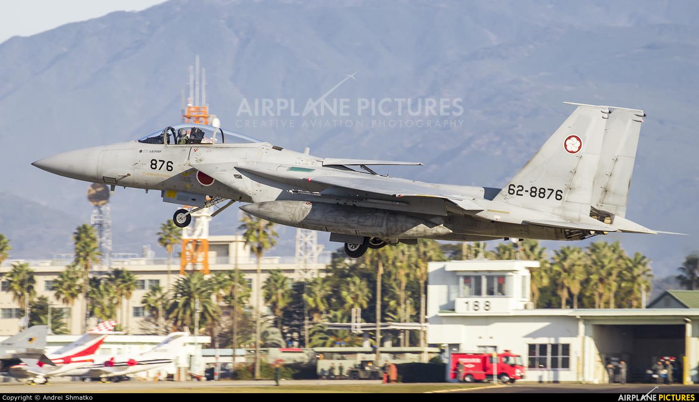 Japan - Air Self Defence Force 62-8876 aircraft at Nyutabaru AB