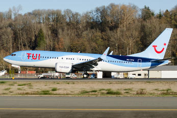PH-TFN - TUI Airlines Netherlands Boeing 737-8 MAX