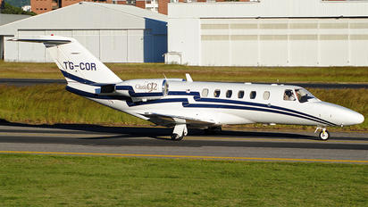 TG-COR - Private Cessna 525A Citation CJ2