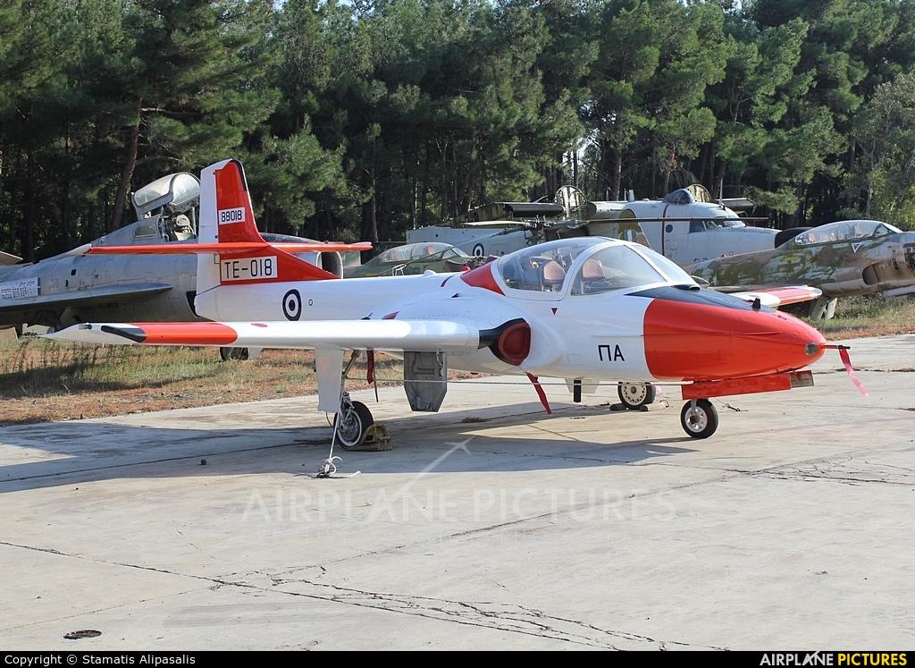 Greece - Hellenic Air Force 88018 aircraft at Tatoi