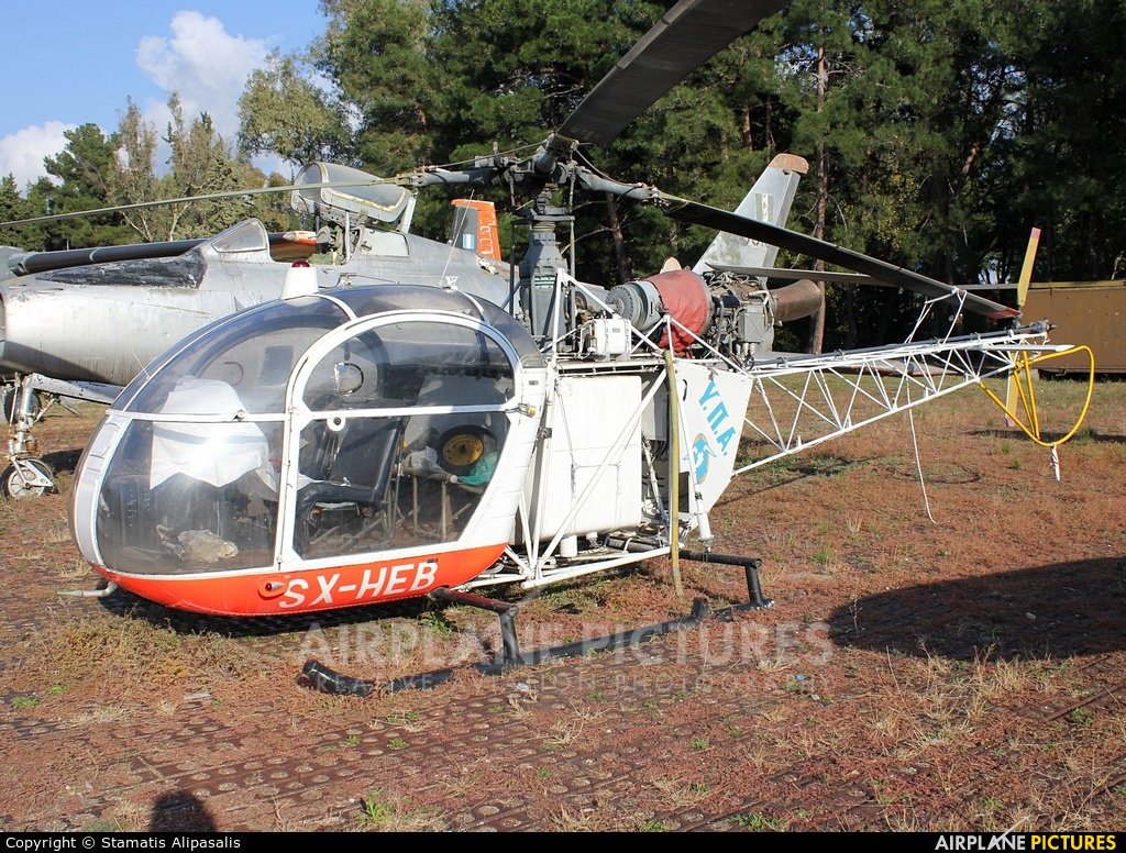 Greece - Hellenic Civil Aviation Authority SX-HEB aircraft at Tatoi