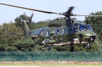 RN-07 - Belgium - Air Force NH Industries NH-90 TTH