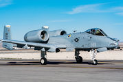 79-0202 - USA - Air Force Fairchild A-10 Thunderbolt II (all models) aircraft