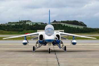 26-5692 - Japan - ASDF: Blue Impulse Kawasaki T-4